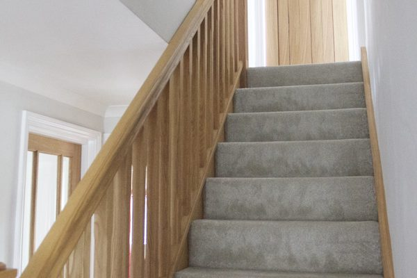 'Safety first' staircase installation in Sapcote